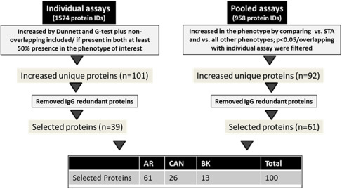 Mining the human urine proteome for monitoring renal